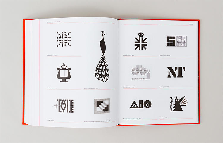 <p>Symbols, logos, and logotypes.</p>