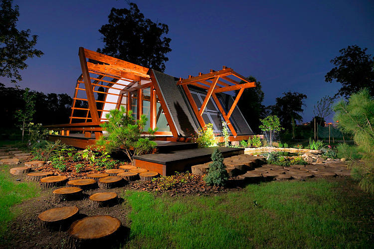 <p>The Soleta House combines extreme energy efficiency with ease of use. The cottage-like prototype drastically reduces energy use, and you can control the temperature <a href=&quot;http://www.fastcodesign.com/1672618/a-zero-energy-house-that-you-can-control-with-your-iphone&quot; target=&quot;_self&quot;>with your smartphone</a>.</p>