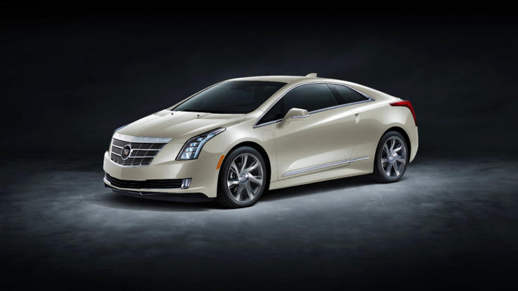 <p>The special edition 2014 Saks Fifth Avenue ELR electrified luxury coupe was sold exclusively through the Saks Fifth Avenue holiday catalog in order to bolster the Cadillac brand with a group it's traditionally failed to attract: women.</p>