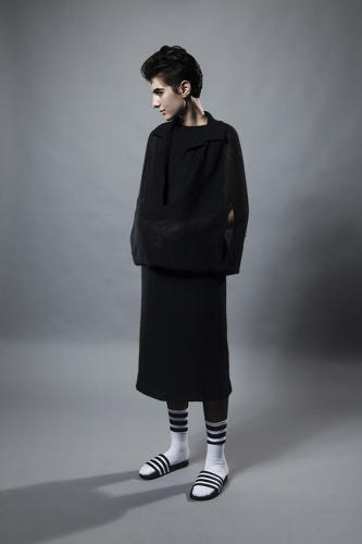 "<p>A jacket by Pierre Cardin. ""Fashion has become so driven by 'corporate profit first' that it's hard to be really inspired anymore,"" Linton says.</p>"