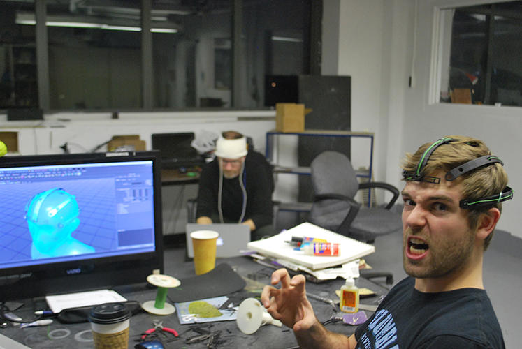 <p>OpenBCI isn't a mainstream, plug-and-play device itself. Instead, it's a workbench for experimenting on what those mind-controlled devices could or should be.</p>