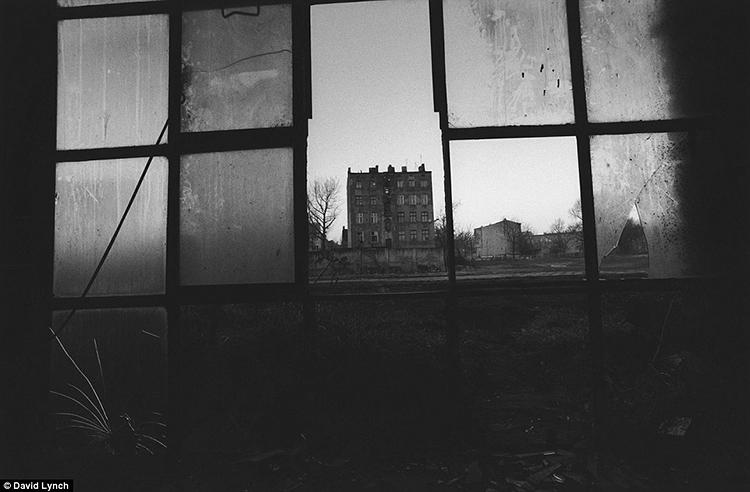 David Lynch's Photos Of Abandoned Factories Are Just As ...