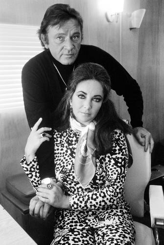 <p>Liz and Dick, 1971.</p>