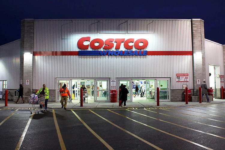 <p>The runner up is Costco, at 47 megawatts</p>