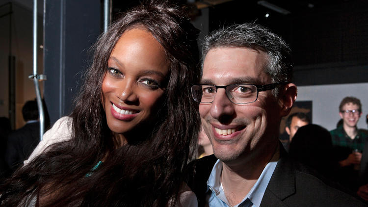 <p><a href=&quot;http://www.fastcompany.com/person/tyra-banks&quot; target=&quot;_self&quot;>Tyra Banks</a> and <em>Fast Company</em> editor-in-chief Bob Safian.</p>