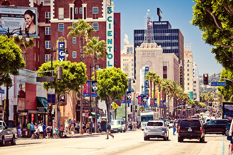 <p>Los Angeles has 150 lovely days a year.</p>