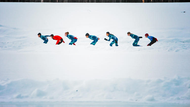 <p>If you want to have the bod of an Olympian, be the water cooler expert on who won what, or just pretend you're Shaun White, this edition of Free App Friday is for you.</p>