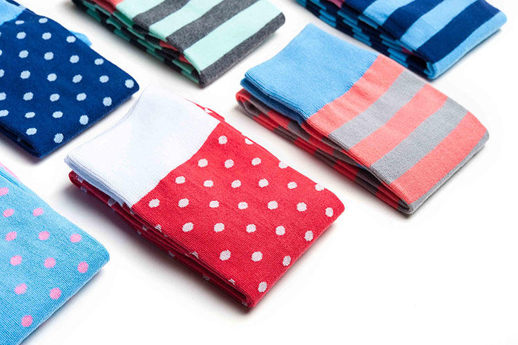 <p>Indeed, buying socks is like getting toilet paper: why not just stock up while you're thinking about it?</p>