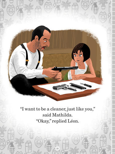 <p><em>Léon: The Professional</em></p>