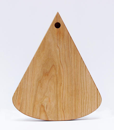 "<p>""We figured you might as well have something interesting to look at while your cutting board isn't in use,"" Bower writes on the designers' website.</p>"
