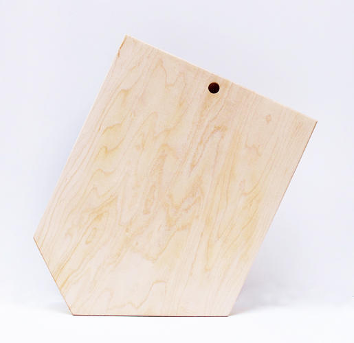 <p>Shape Boards are available <a href=&quot;http://bowernyc.com/#/shape-boards/&quot; target=&quot;_blank&quot;>here</a> in various shapes, sizes, and types of wood, from $75.</p>