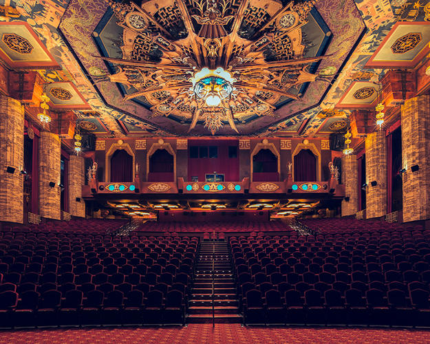<p>See more of Franck Bohbot's work at his <a href=&quot;http://www.franckbohbot.com/cinema&quot; target=&quot;_blank&quot;>website</a>. <br />  TCL Chinese Theatre II, Hollywood, California.</p>