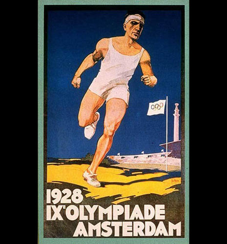 <p>1928 Summer Olympics – Games of the IX Olympiad – Amsterdam, The Netherlands</p>