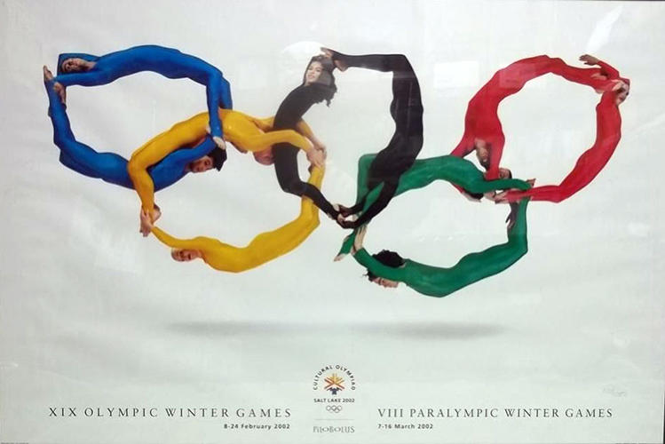 <p>2002 Winter Olympics – XIX Olympic Winter Games – Salt Lake City, Utah, United States</p>