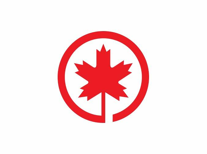 <p>Ottawa-based design studio Northern Army has created an online archive of their favorite Canadian logos. Here, Air Canada's logo from 1965. The airline has since made ever-so-slight <a href=&quot;https://www.aircanada.com/&quot; target=&quot;_blank&quot;>alterations</a> to the famous maple leaf, making it look curvier and more organic.</p>