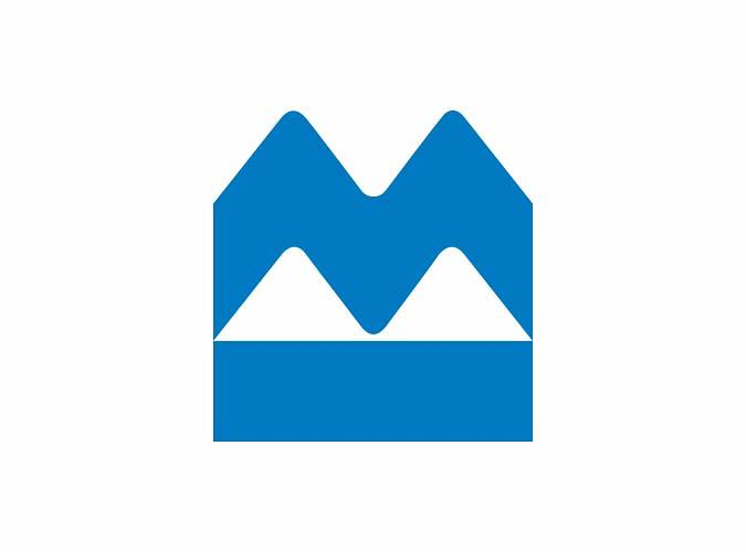 "<p>""There's a degree of coldness to our design, which I suppose is fitting,"" Antunes tells Co.Design. Here, Bank of Montreal's logo, before it became <a href=&quot;http://www.bmo.com/home&quot; target=&quot;_blank&quot;>red, white, and ensconced in a circle</a>.</p>"
