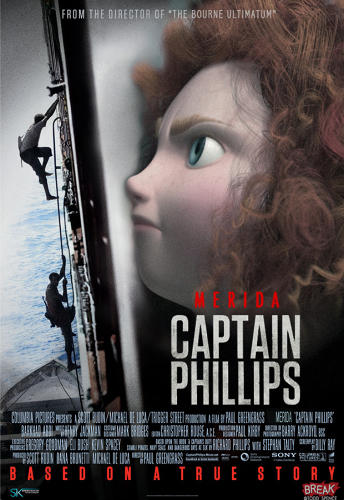 <p>The brave Merida, facing Somali pirates.</p>