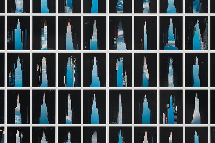 <p>He started documenting this phenomenon first in New York, and then also in Chicago and San Francisco.</p>
