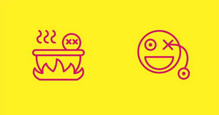 <p>These are Nasty Icons, by Vincent Le Moign's company Webalys.</p>