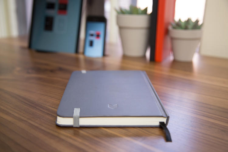 <p>Those who want their notebooks back after the digitizing process can pay an extra $10, which the cofounders say covers the additional shipping and time required to scan the pages.</p>