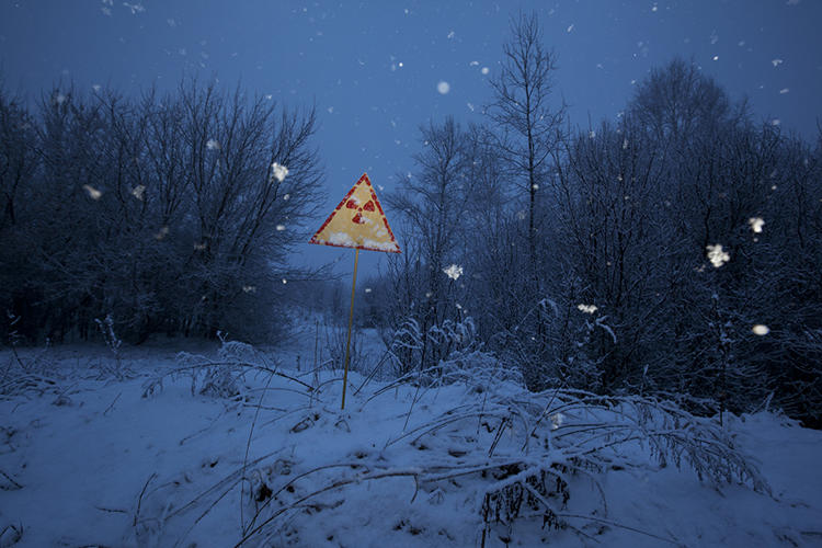 <p>In light of Fukushima, Chernobyl, which is in Ukraine, doesn't seem like an aberration of a dying regime, so much as something that can happen anywhere to anyone.</p>