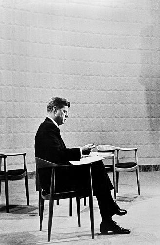 <p>In 1949, Wegner designed his iconic Round Chair, which became known simply as &quot;The Chair.&quot; It supported many a famous person's behind, including John F. Kennedy's and Richard Nixon's during the 1960 presidential debates.</p>