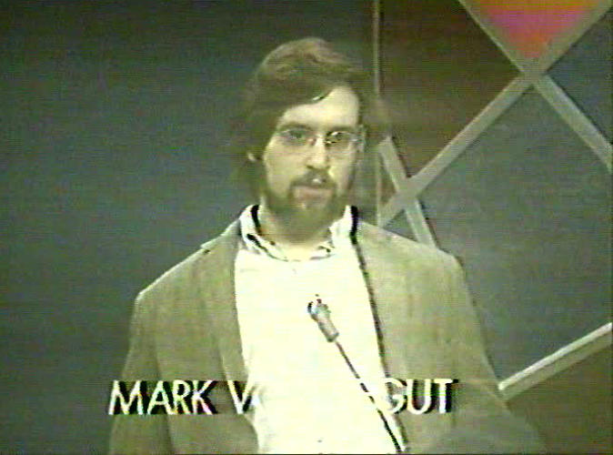 "<p>The first part of the collection, a show called <em>Input</em> that Stokes's co-produced between 1968 and 1971 for a local CBS Network affiliate, is now available online. On it, panelists such as Mark Vonnegut, Kurt Vonnegut's son and modern memoir author, discuss issues such as ""The Nature of A Religious Life in a Secular Age.""</p>"