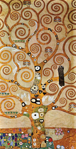 <p>Gustav Klimt<br /> The Tree of Life<br /> 1901<br /> Awesome Art</p>