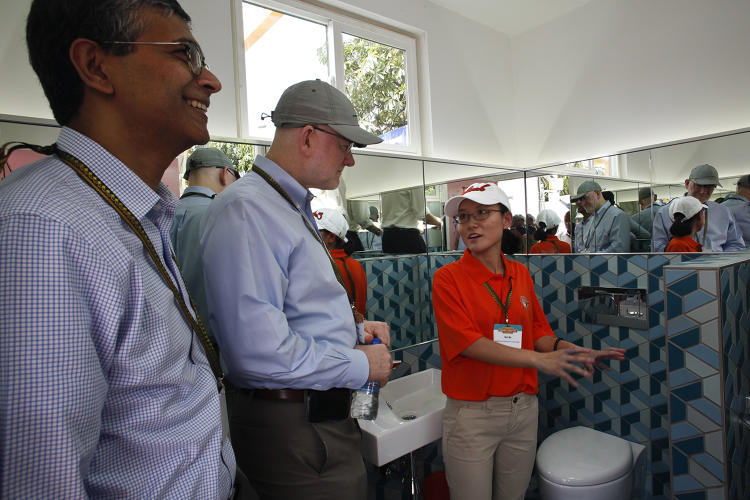 <p>In March, the Gates Foundation announced the winners of its next toilet-reinvention challenge: A group of six out-there prototypes from Indian researchers.</p>