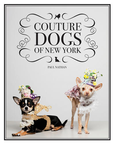 <p><em>Couture Dogs of New York</em> is available <a href=&quot;http://www.amazon.com/Couture-Dogs-York-Paul-Nathan/dp/0985136812&quot; target=&quot;_blank&quot;>here</a> for $25.</p>