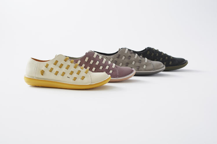 <p>Spanish shoe brand Camper has been around since 1975.</p>