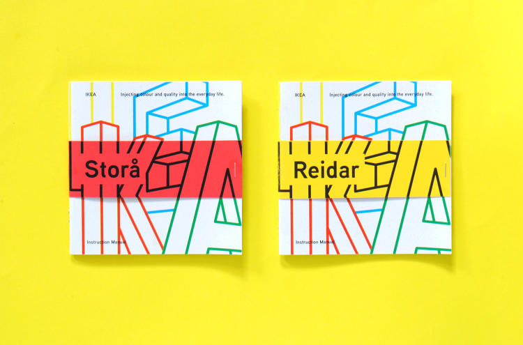 <p>The store's current logo is first and foremost a nod to that first attribute: its colors are the colors of the Swedish flag.</p>