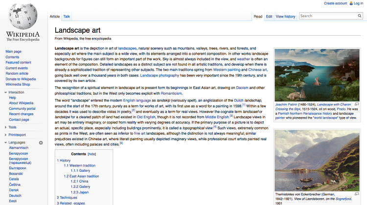 <p>But the changes are, for the most part, just sound design philosophy. (Here's the old Wikipedia design.)</p>