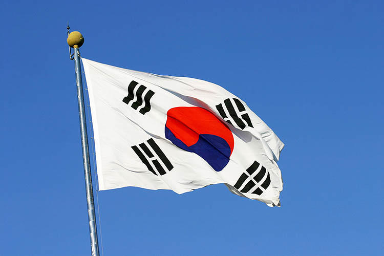 <p>South Korea</p>