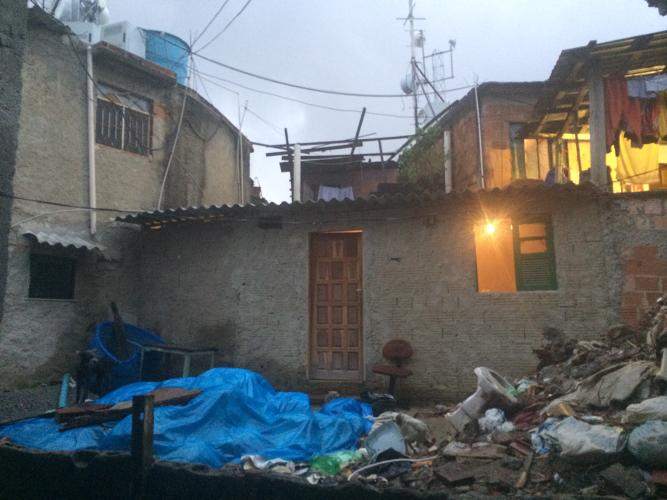 <p>Favelas are often referred to as &quot;slums&quot; in English, but residents of Providencia (and many other favelas) are often working class, taking jobs in construction, domestic service, and in the port below. According to Williamson, more and more residents are also going to college.</p>