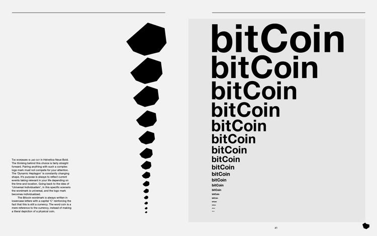 <p><a href=&quot;http://jpbnyc.com/186441/2977939/work/bitcoin-graphic-identity&quot; target=&quot;_blank&quot;>Brenner's solution</a>? A dynamic Bitcoin logo made up of a single colored polygon that is constantly changing shape.</p>