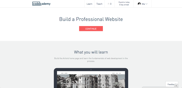 <p>Codecademy on Wednesday unveiled a website redesign that emphasizes project-based learning.</p>