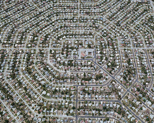 <p>His photos are now published in a new book called <em>Ciphers</em> that is intended to get more people to question typical patterns of development.</p>