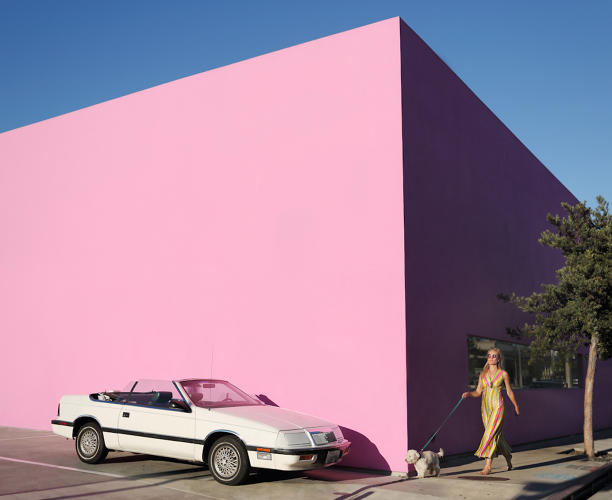 <p><a href=&quot;http://www.ryanschude.com/&quot; target=&quot;_blank&quot;>Ryan Schude</a> is here to pay homage to the car capital of the world with his series <em>Them and Theirs</em>. Shelby Duncan and her 1987 Chrysler. Lebaron, West Hollywood.</p>