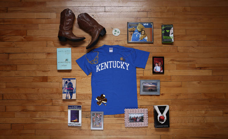 <p>Taking inspiration from the Internet's all-abiding love for <a href=&quot;http://www.fastcodesign.com/1671927/an-artist-who-plays-tetris-with-real-world-junk&quot; target=&quot;_self&quot;>things organized neatly</a>, the Kentucky-based design and branding firm asked their employees to come to work with their 10 essential items: the objects they just couldn't live without.</p>