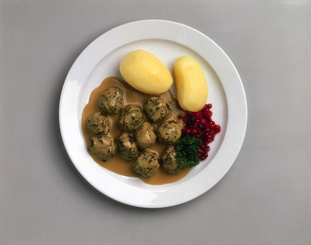 <p>Ikea sold 97 million meatballs last year. A new meatless variety will be healthier for the planet.</p>