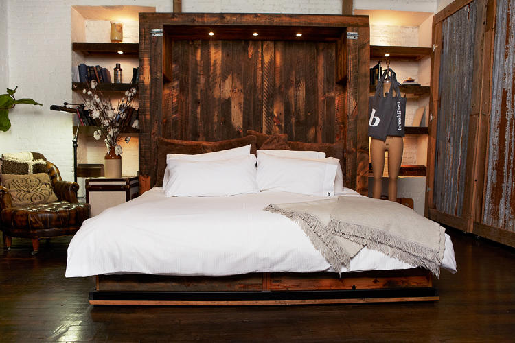 <p>Brooklinen was conceived after Fulop stayed at the Winn Hotel in Las Vegas and fell in love with the hotel's sheets--but couldn't afford the $800 price tag.</p>
