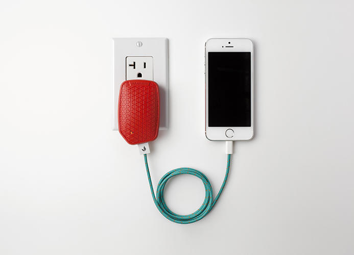 <p>The kit stops charging once your phone has a full battery, so as to not drain the battery further.</p>