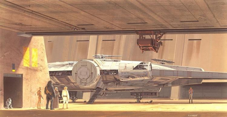 <p>And so we have collected the most memorable art and design projects inspired by the epic space opera.</p>