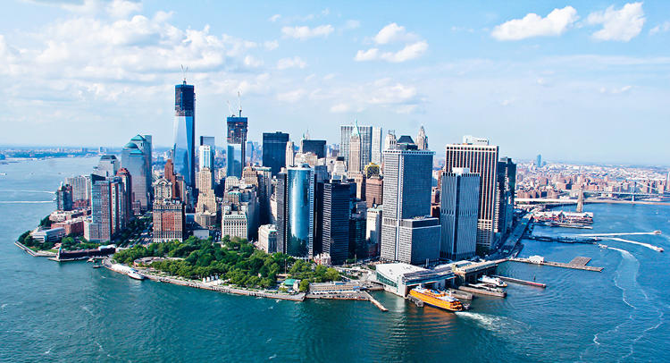 <p>The Big Apple, flaws and all, is ranked No. 3.</p>