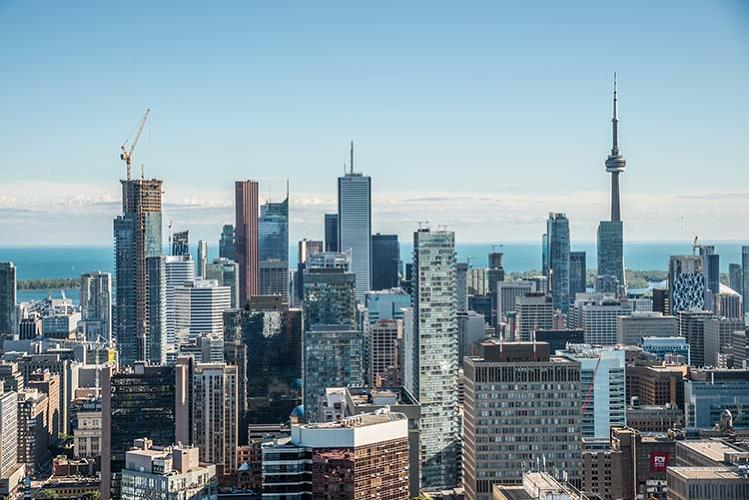 <p>Toronto tops this list of the world's most resilient cities.</p>