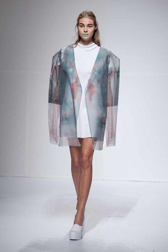 <p>In 2012, during her second year as a fashion design student at New York's Pratt Institute, Julia Wollner woke up unable to move the muscles in half of her face. She was diagnosed with Bell's palsy, a nerve disorder that causes facial paralysis.</p>