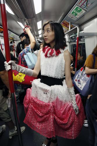 <p>McDermott plans on making instructions and code for the Arduino-based Personal Space Dress available for download.</p>