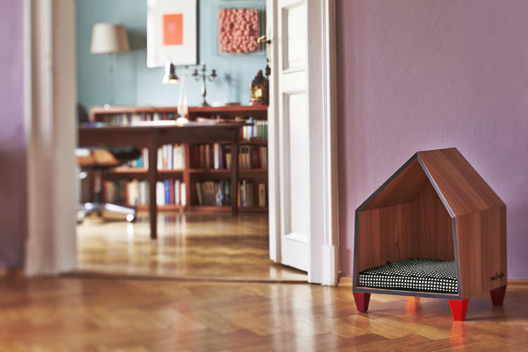 <p>Pet furniture, like kid's toys, is often aesthetically at odds with the minimalist home.</p>
