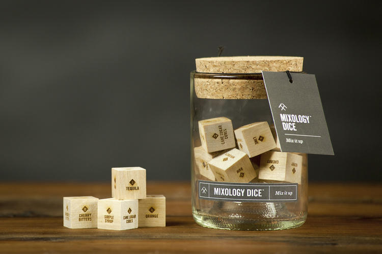<p>Foodie Dice creator Liz Downey is following up her first Kickstarter success with a second set of dice for making drinks.</p>